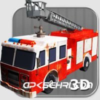 Fire Truck Simulator 3D3