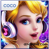 Coco Parti - Dans Kraliçeleri
