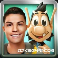 Ronaldo ve Hugo Superstar Skaters