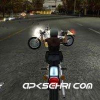 3D Hız Moto Yarışı