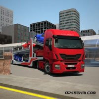 Kamyon Park Car Transporter
