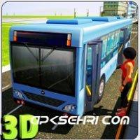 Otobüs Söförü 3d Similasyon